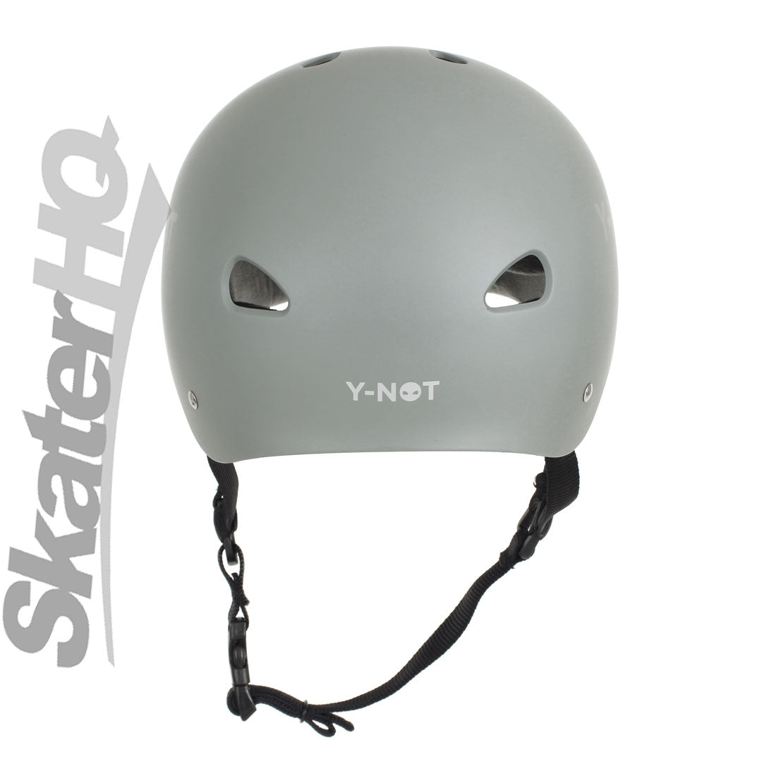 Y-Not Skate Helmet Grey - Small