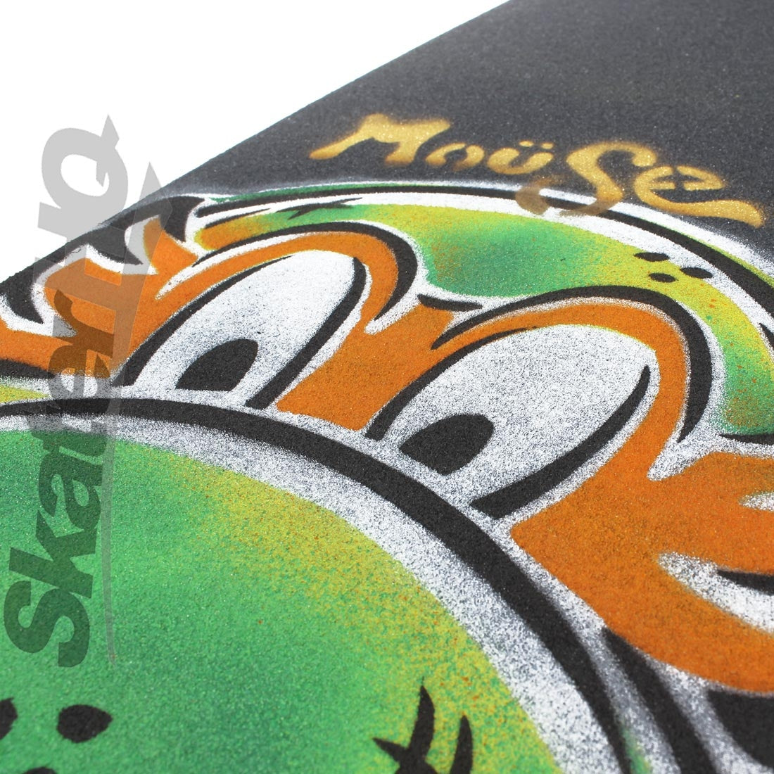 MOB Mouse Ninja Orange Griptape