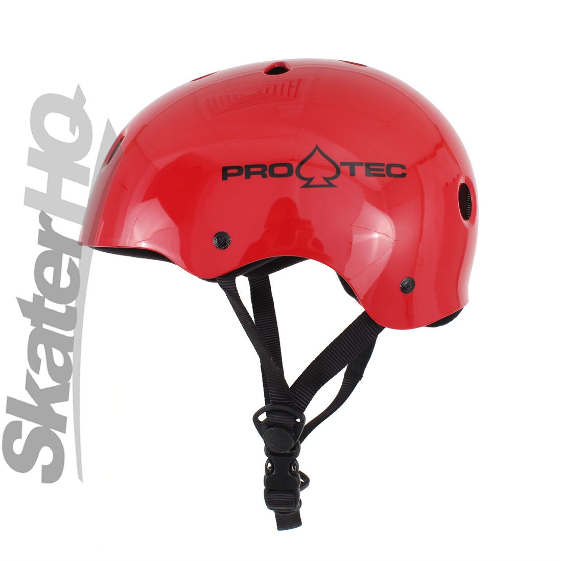 Pro-Tec Classic Skate Gloss Red - Large
