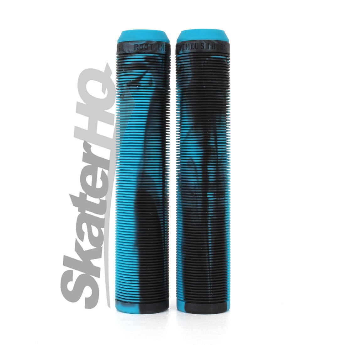 Root Industries Mixed Grips - Teal/Black