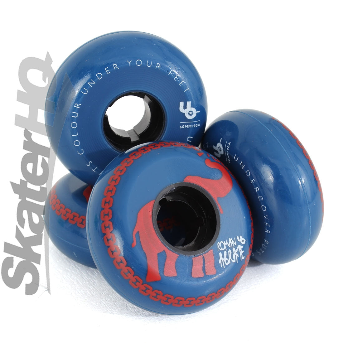 UC Abrate Circus 60mm/90a 4pk
