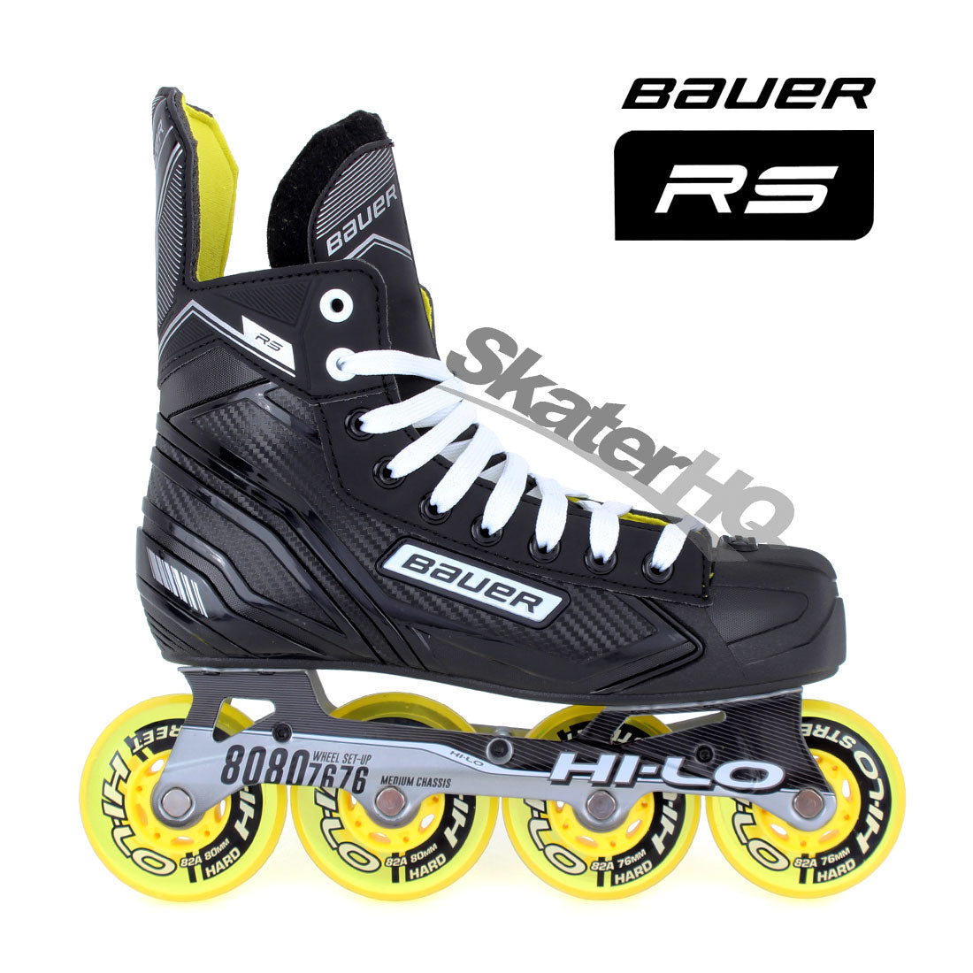 Bauer RS Black/Yellow 7.0 / 8.5US