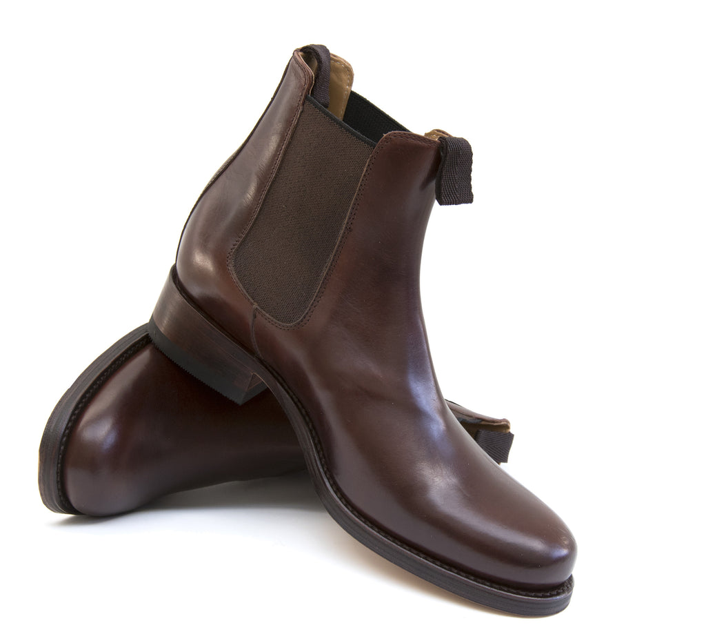Brown Chelsea Boot