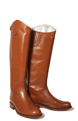 Tan Riding Boot
