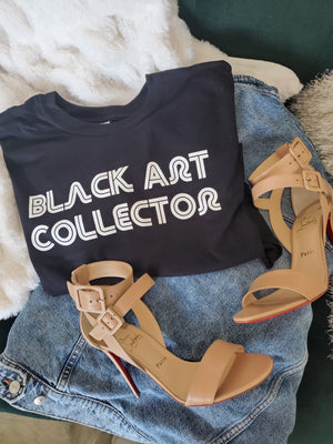 BLACK ART COLLECTOR T-SHIRT