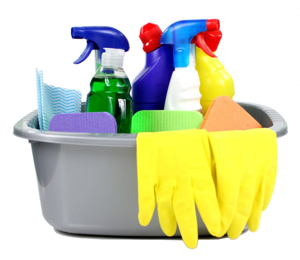 Cleaning Wars: Cloth, Sponge or Brush?