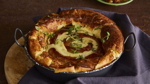 Catherine wheel Toad in the Hole Recipe