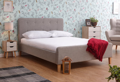 Ashbourne King Size Bedstead