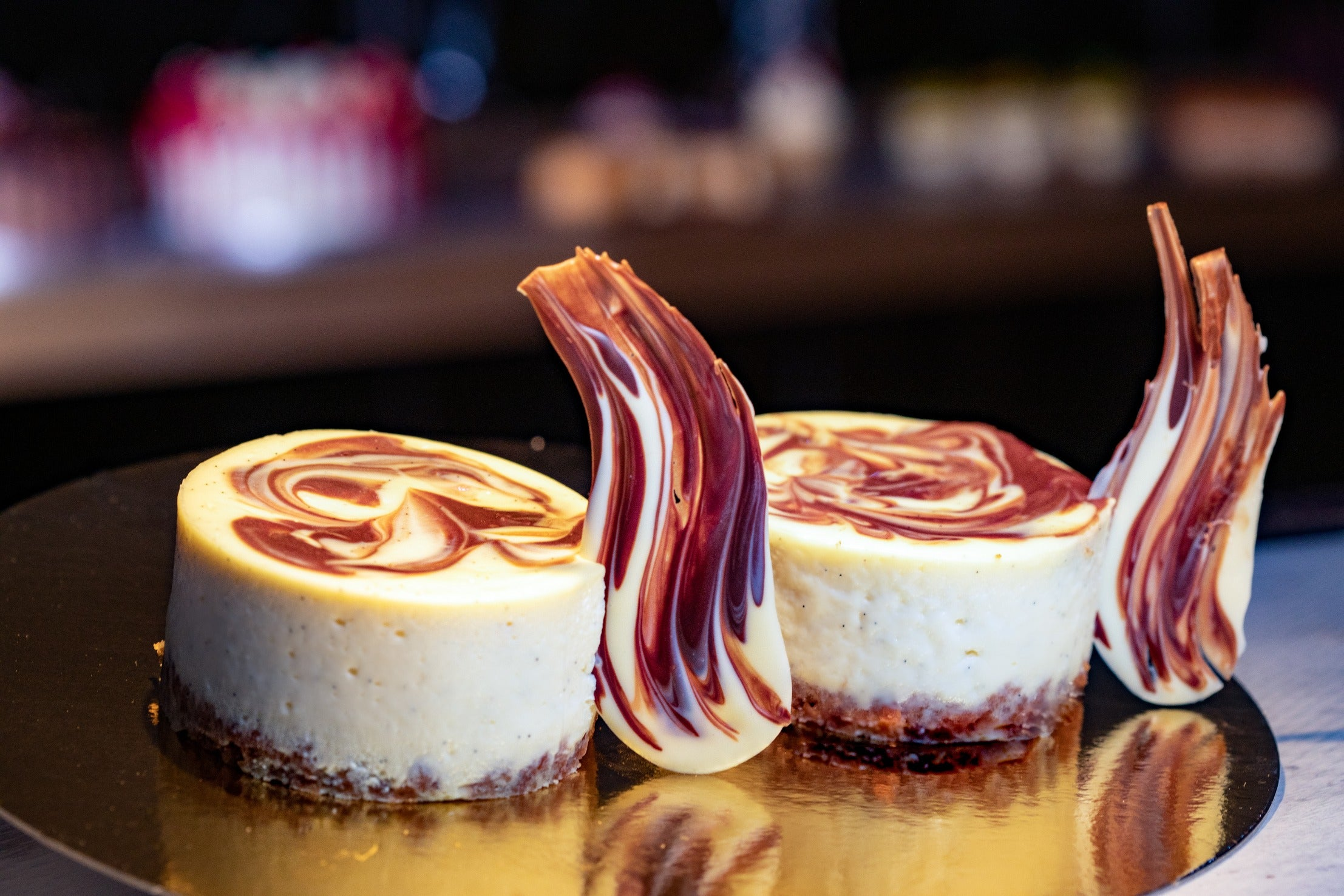 Marbled Cheesecake