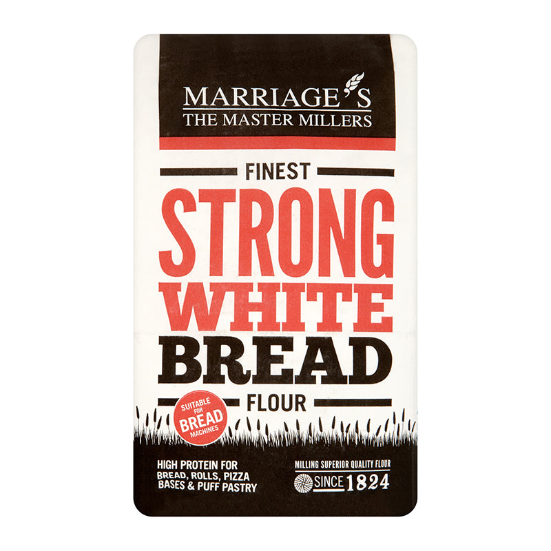 Finest Strong White Bread Flour