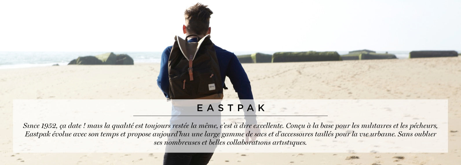 collection sac a dos eastpak bag versailles