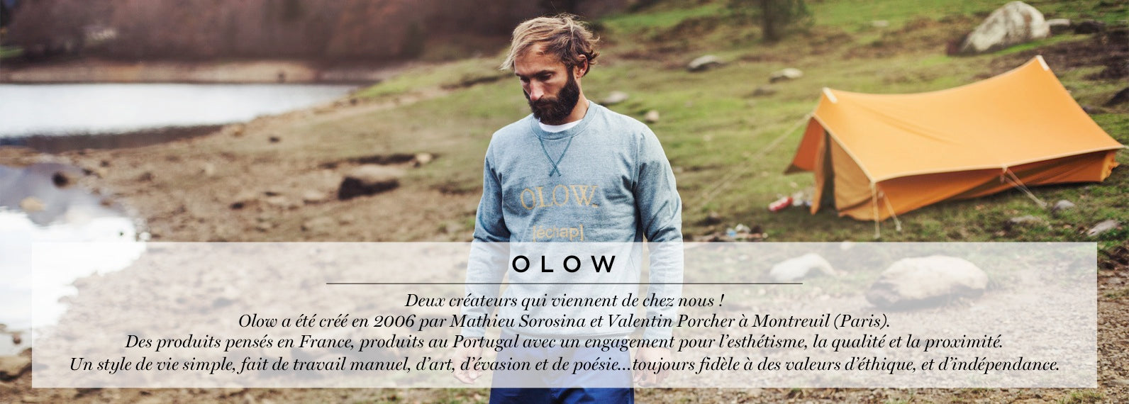 collection olow homme sweat chemise t shirt versailles