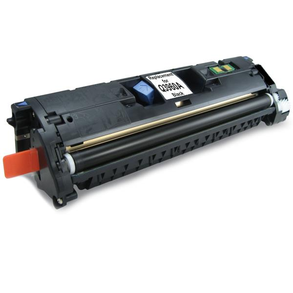 Q3960 C9700 C3960 EP87 CART301BK Premium Generic Black Toner Cartridge