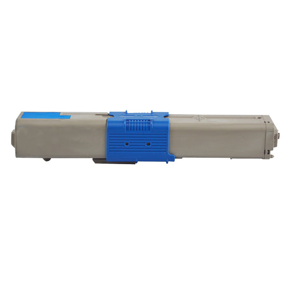 Non Genuine Premium Compatible Cyan Toner (Replacement for 46508719)