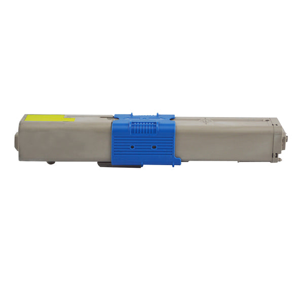 Non Genuine Premium Compatible Yellow Toner Cartridge (Replacement for 46508717)