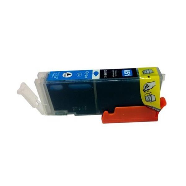 CLI-651XL Cyan Compatible Inkjet Cartridge