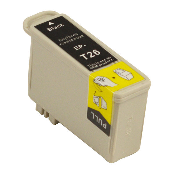 T026 Black Compatible Inkjet Cartridge