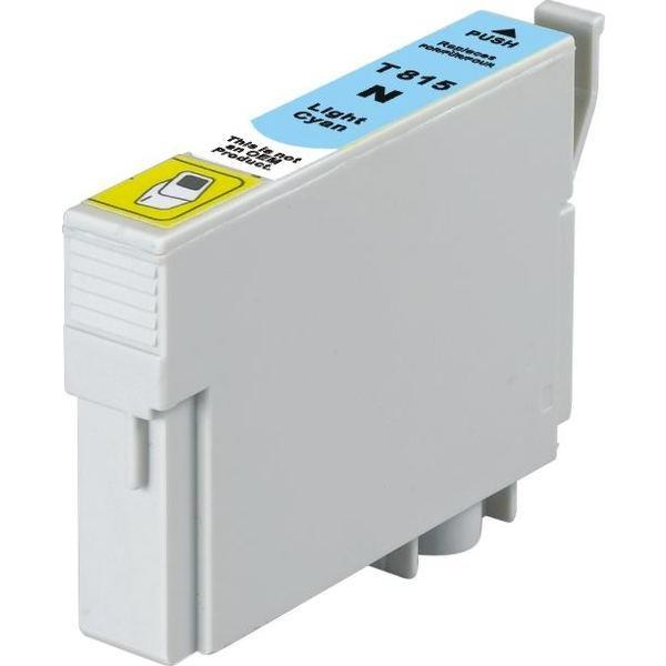 81N Light Cyan  Compatible Inkjet Cartridge