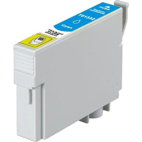 T1332 (133) Pigment Cyan Compatible Inkjet Cartridge