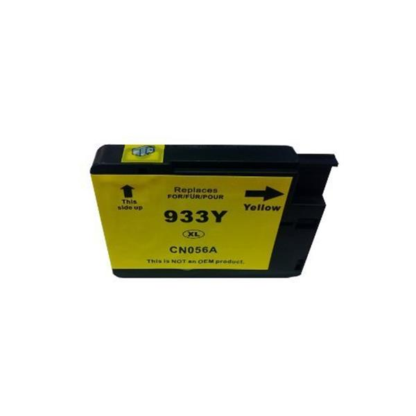 933XL Yellow Compatible Cartridge with Chip