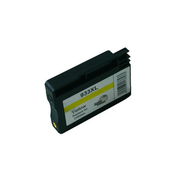 Remanufactured HP 933 XL Yellow Cartridge For HP Printers