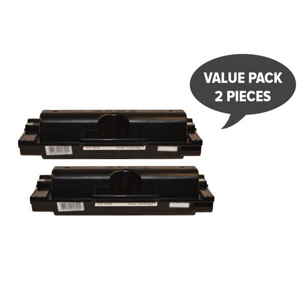 CWAA0763 Set of 2 Premium Generic Toner Cartridges