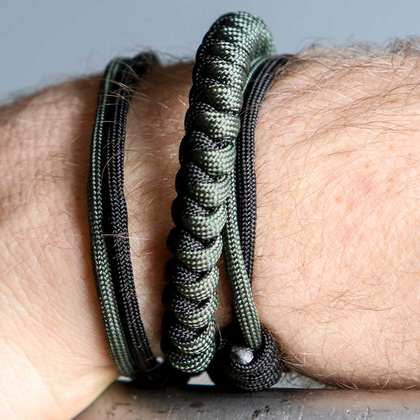 EDC SELF DEFENSE BRACELETS