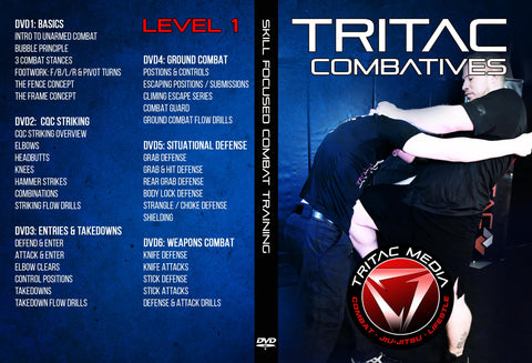 TRITAC Combatives Level 1 Course