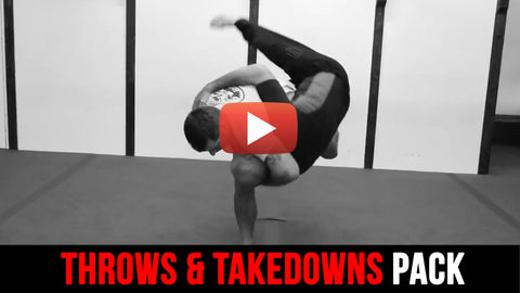 Throws & Takedowns Pack
