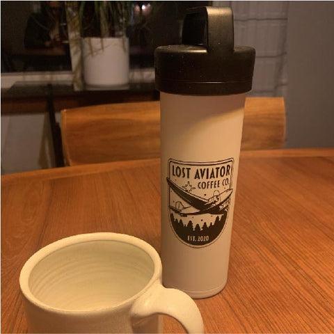 espro travel mug