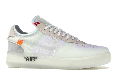 Nike Air Force 1 Low Off-White - SSNEAKS🐍 - YOU GOT THE HEAT