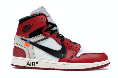 Jordan 1 Retro High Off-White Chicago - SSNEAKS🐍 - YOU GOT THE HEAT