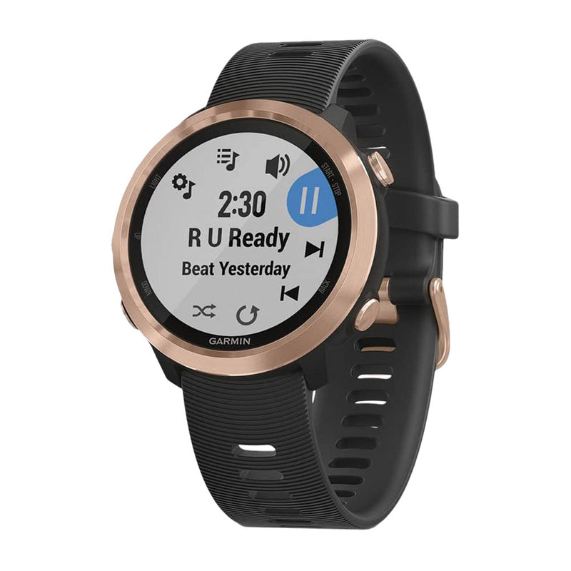Relógio Smartwatch Forerunner 645 Music Garmin Rose