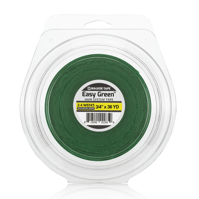 Fita Easy Green 33m x2cm e Removedor 118ml WalkerTape