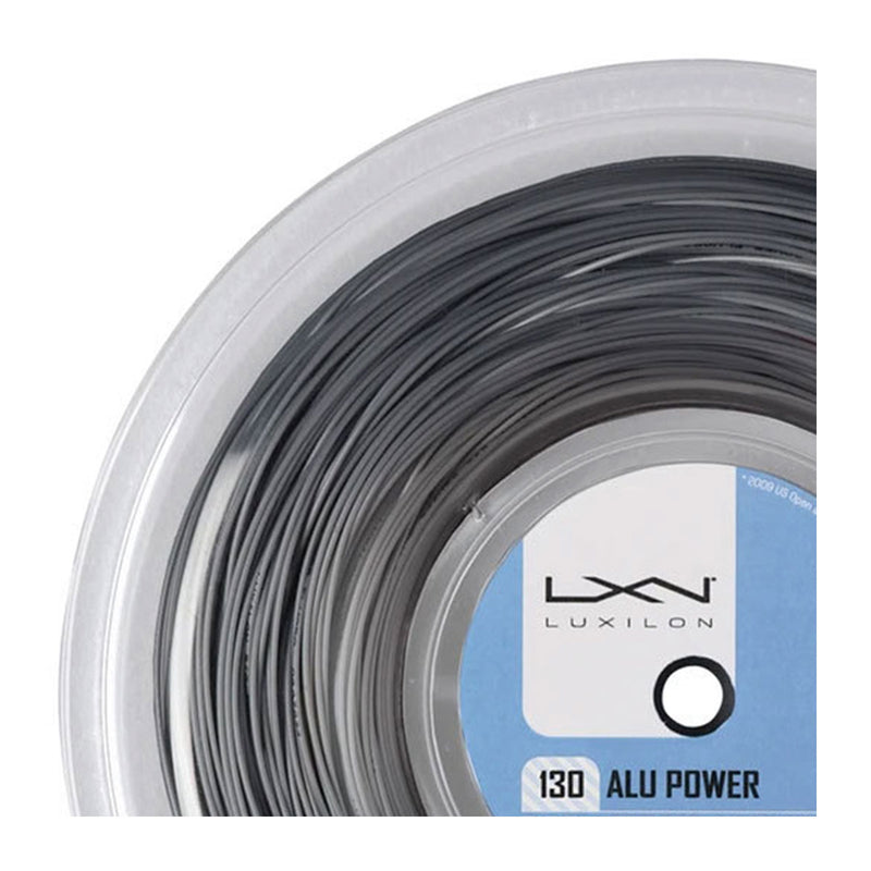 Corda raquete Big Banger Alu Power 16 1.30mm 220M Luxilon