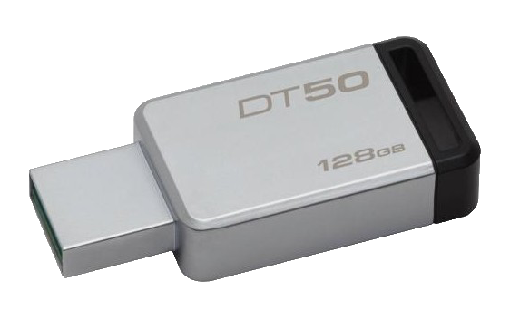 Pen Drive Kingston 128gb Datatraveler 50 Usb 3.1/3.0/2.0