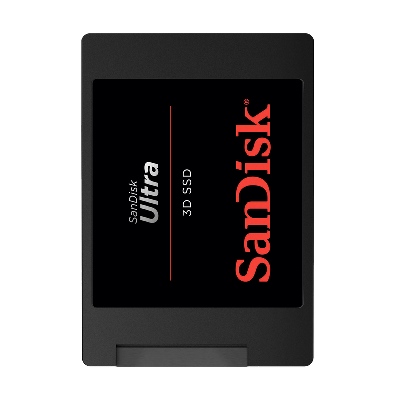 HD SSD Ultra 3D 500GB Sandisk