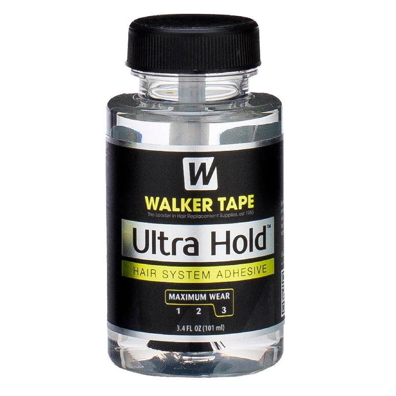 Fita Capilar Ultra Hold 3m x2cm e Cola 101ml WalkerTape