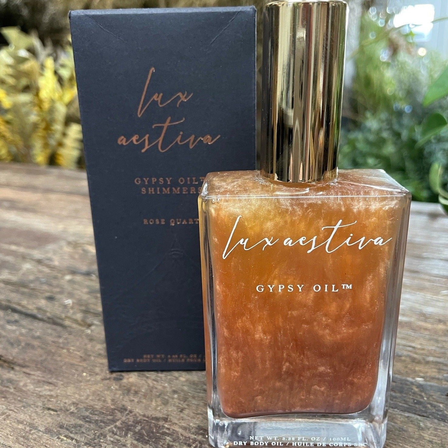 Lux Aestiva Gypsy Oil Shimmer