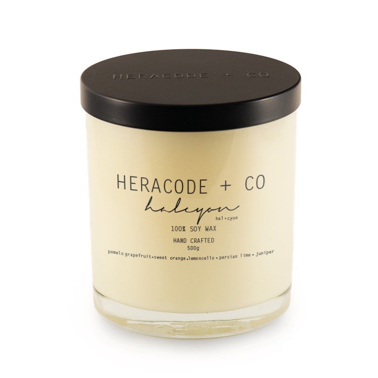 Heracode + Co Candles