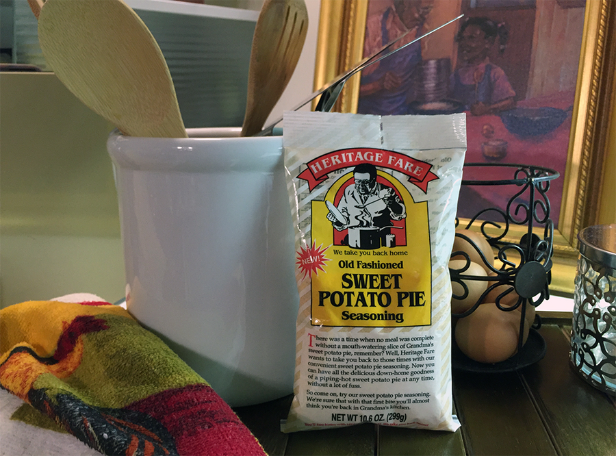 Heritage Fare Sweet Potato Pie Seasoning