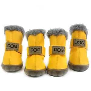 Dog Winter Shoes