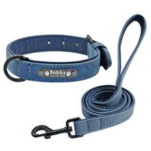 Load image into Gallery viewer, Custom Dog Collars and Leash (2) - pugandhoney.com