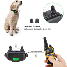 Load image into Gallery viewer, Remote Control Dog Training Collar