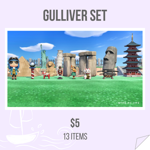 Gulliver Furniture Set