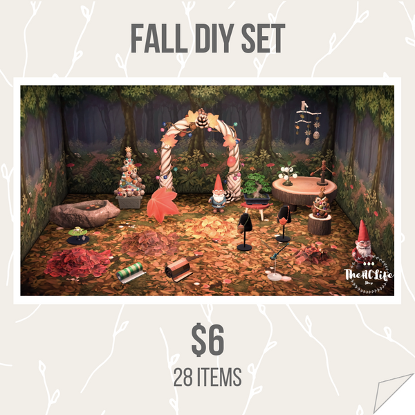 Fall DIY Set