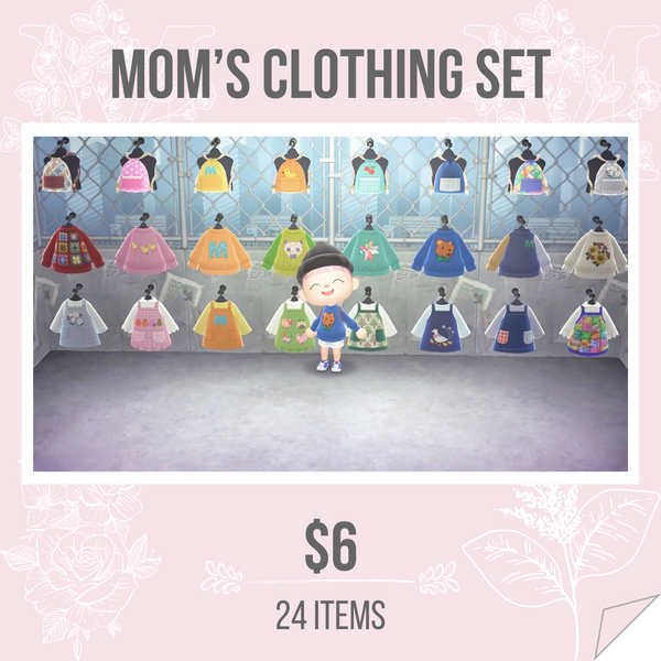 Mom's Clothing Set