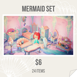 Mermaid DIY Set