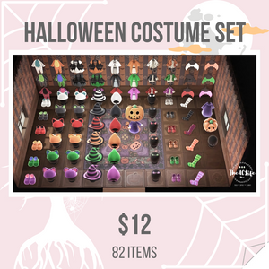 Halloween Costumes (Multiple Options)