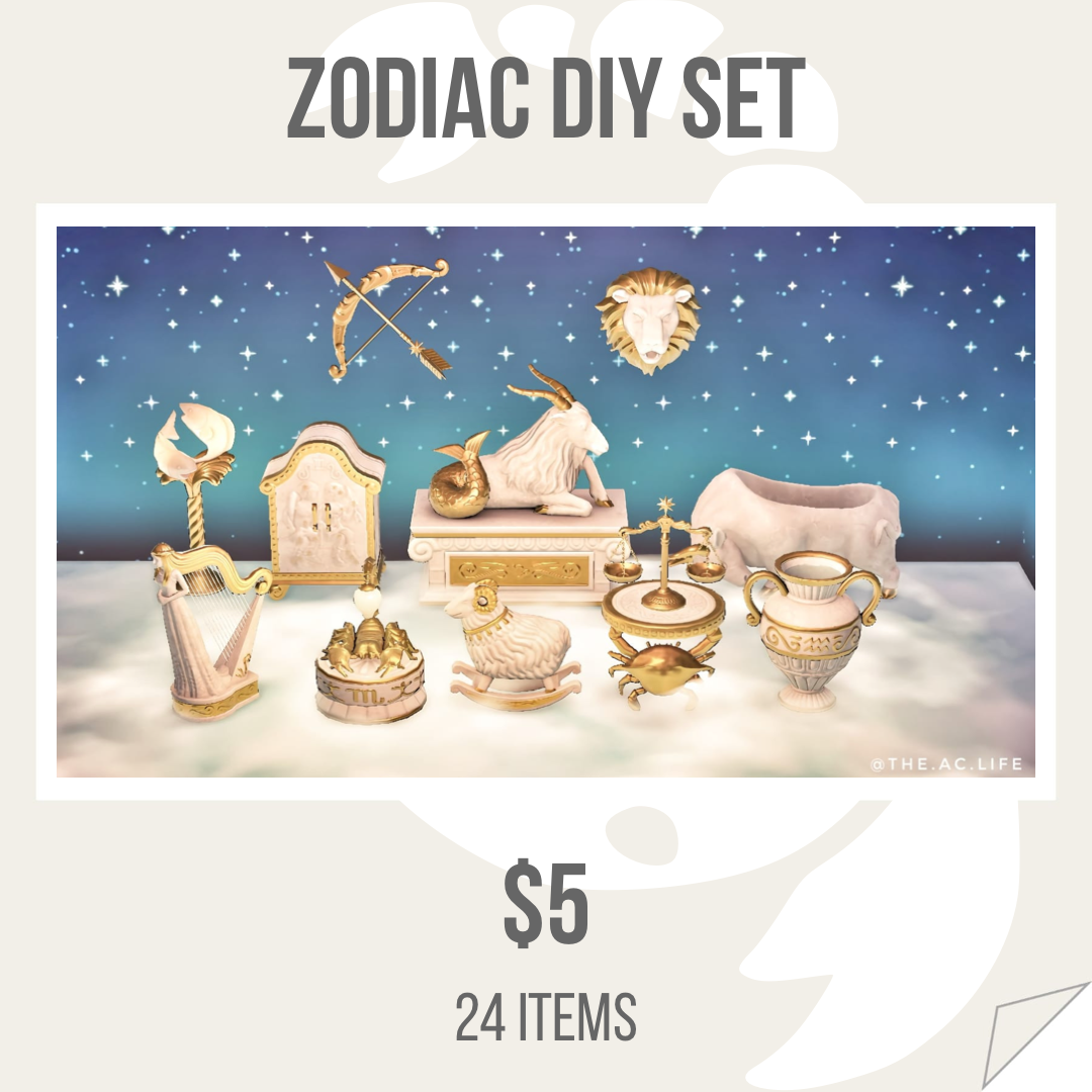 Zodiac DIY Set